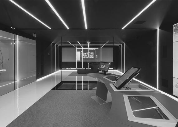 Showroom Danieli Automation